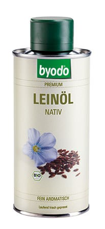 Byodo-Natives Leinöl 0,25Liter BIO