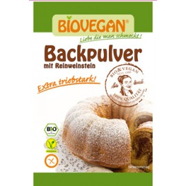 Biovegan Backpulver 4x17g BIO