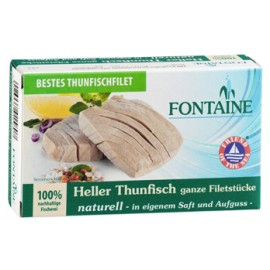 Fontaine Heller Thunfisch in Lake 120g BIO