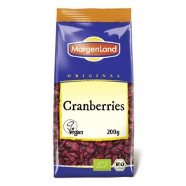 Morgenland Cranberries 200g BIO