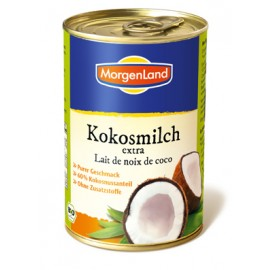Morgenland Kokosmilch 400 ml