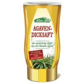 Allos BIO Agavendicksaft im Spender 250ml