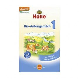 Holle Bio - Anfangsmilch 1  400g Demeter