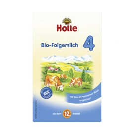 Holle Bio - Folgemilch 4 600g