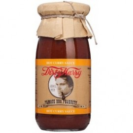 Dirty Harry Hot Curry Sauce 250 ml