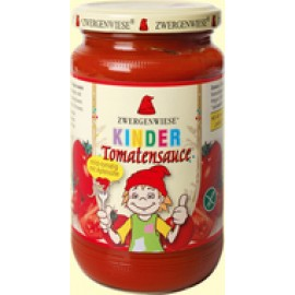 Zwergenwiese Kinder Tomatensauce 340 ml
