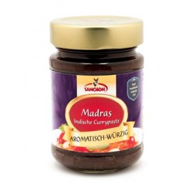 Sanchon Madras Currypaste 190 g