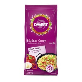 DAVERT Madras Curry 170g
