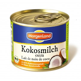 Morgenland Kokosmilch 200 ml